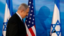 米国に警告市民がイスラエルにてロケットの火災リスク