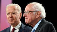 Bernieダが後Bidenその主張に反対するイラク戦争