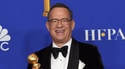 Why Tom Hanks Thanked His 5 Kids At The Golden Globes When He Only Has