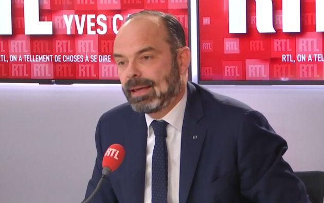 Edouard Philippe, Premier ministre sur
