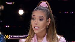 La demoledora crítica de Danna Paola ('Élite') a un concursante de un 'talent' tras ser