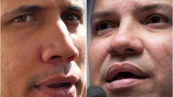 El opositor Guaidó y el chavista Parra pelean hoy por la presidencia de la Asamblea de