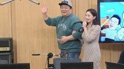 김하영과 유민상이 '개그콘서트'발 열애설에 한
