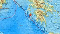 Σεισμός 4,1 Ρίχτερ στην