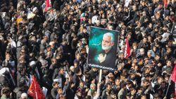 Στην γενέτειρά του Κερμάν η σορός του Σολεϊμανί - Εκατοντάδες χιλιάδες Ιρανοί τον αποχαιρετούν