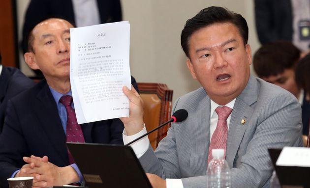 이정미가 한국당 민경욱 의원의 지역구에 출마하기로