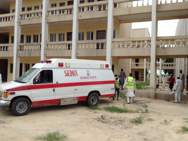 Νοσοκομείο στην Νιγηρία...