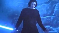 Des fans de «Star Wars» tentent d'imiter Ben Solo dans ce défi