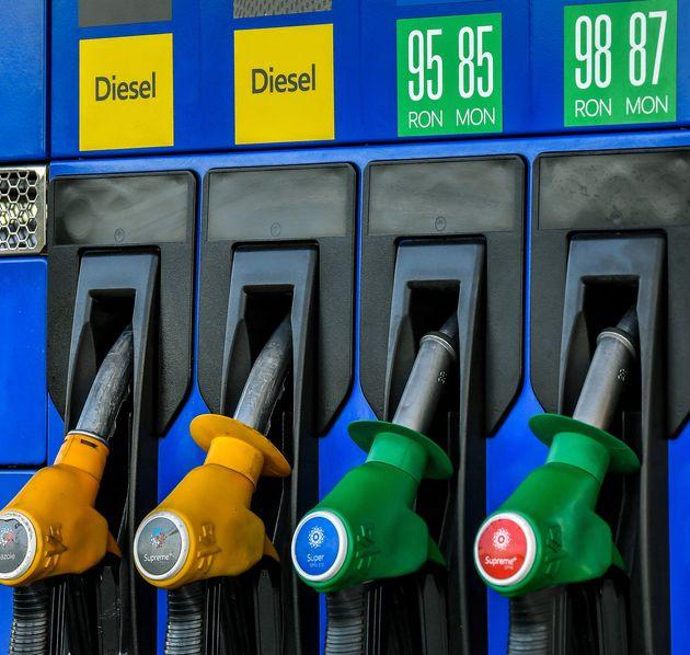 Image d'illustration - Une pompe à essence dans le Nord de la France,