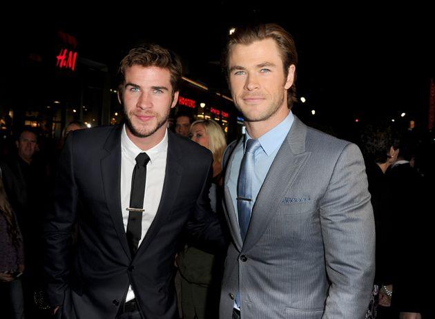 Liam and Chris