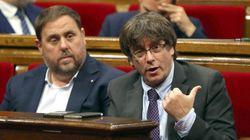 Ciudadanos insta a Sassoli a revocar la decisión sobre Junqueras, Puigdemont y Comín por sus 'graves errores