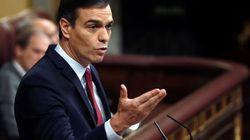 El otro político que también utilizó la frase de Manuel Azaña que Pedro Sánchez ha citado en la sesión de