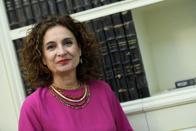 La ministra de Hacienda en funciones, María Jesús