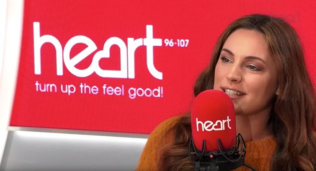 Amanda Holden And Kelly Brooks Swearing Forces Heart Radio Bosses To Add Delay To Broadcast