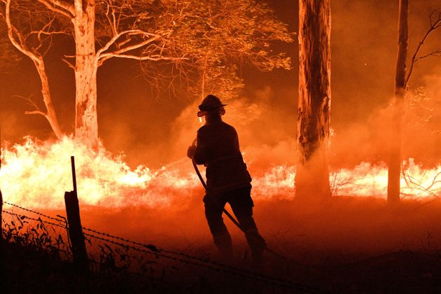 Les incendies en Australie déclenchent aussi des orages de