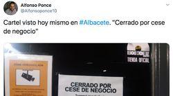 La reflexión de un dueño tras cerrar su comercio en Albacete se vuelve viral: más de 1.500