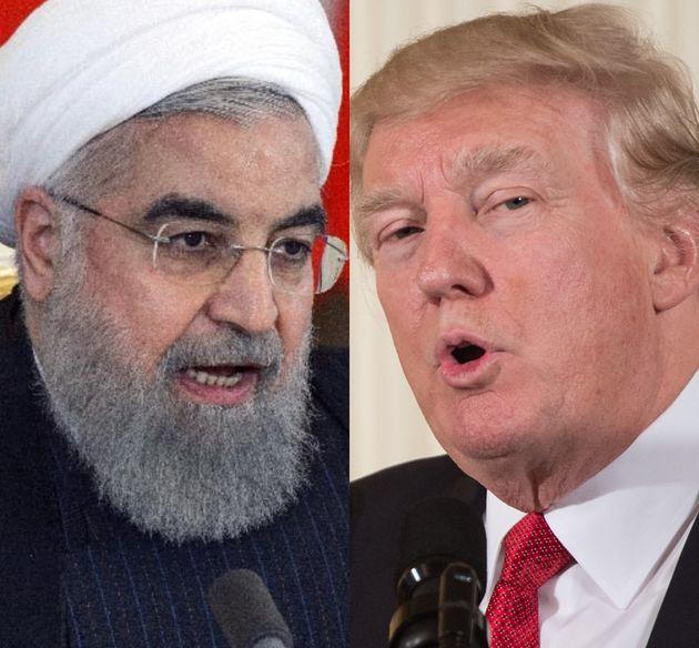 Hasan Rohani y Donald