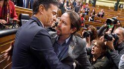 Sanchez ottiene la fiducia (per due soli voti): al via il primo governo di coalizione in