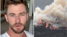 Chris Hemsworth Spendet $1 Million, Mit Der Familie Zu Kämpfen, Australien Buschfeuer