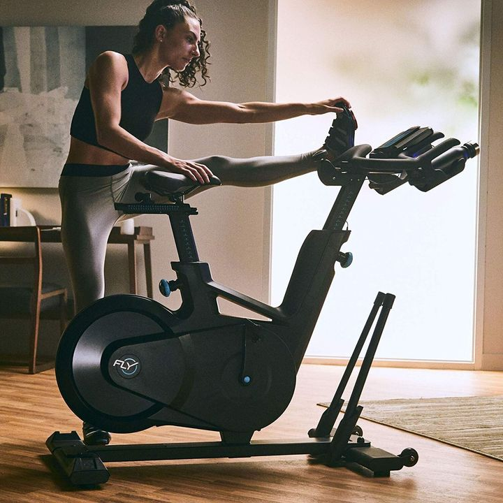 The Oprah-approved exercise bike that's now on sale.
