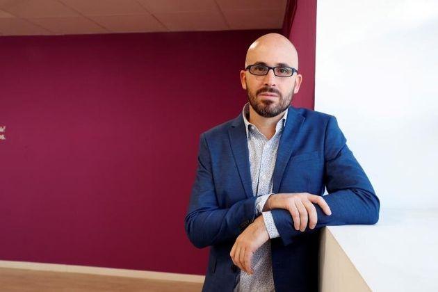 El responsable económico de Podemos, Nacho Álvarez.