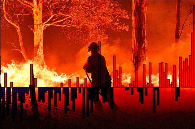 Près de 8 millions d'hectares ont été brûlés depuis la saison des feux en