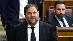 Junqueras, elegido vicepresidente primero del grupo europeo de los