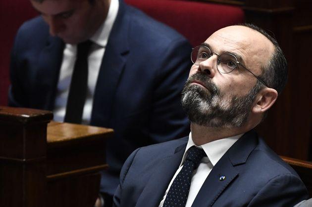 Édouard Philippe à l'Assemblée nationale ce mardi 7