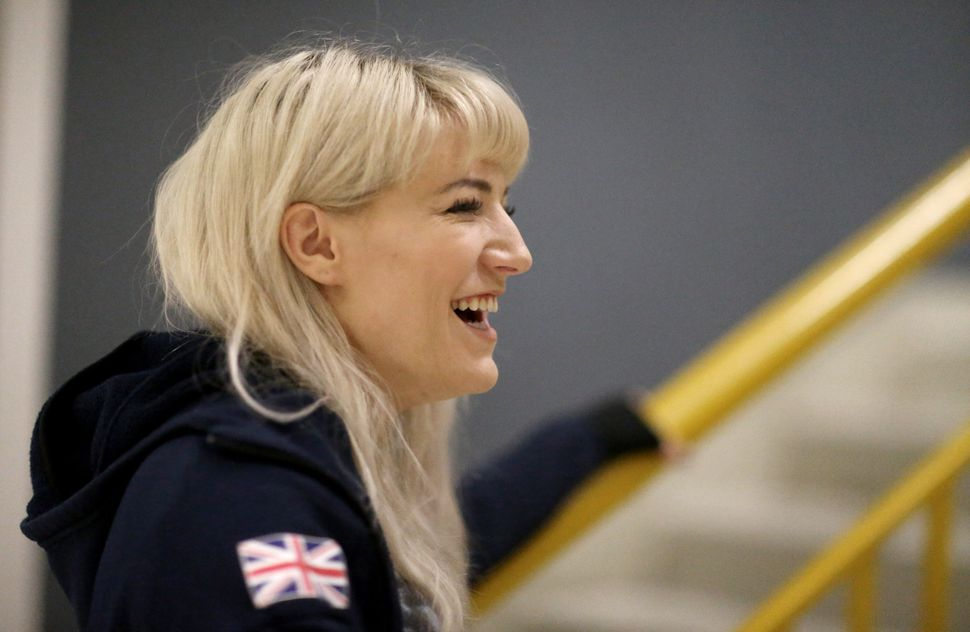 """Elise Christie:""""I'm a lot more on a level now."""""""