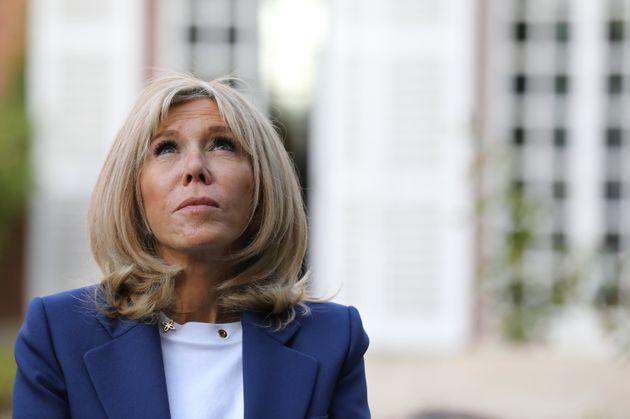 Brigitte Macron Au Jt De Tf1 Pour La Premiere Fois A 13h Voici Pourquoi Le Huffpost