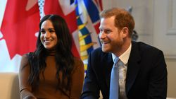 Sussexes Thank Canada For 'Warm Canadian Hospitality' After