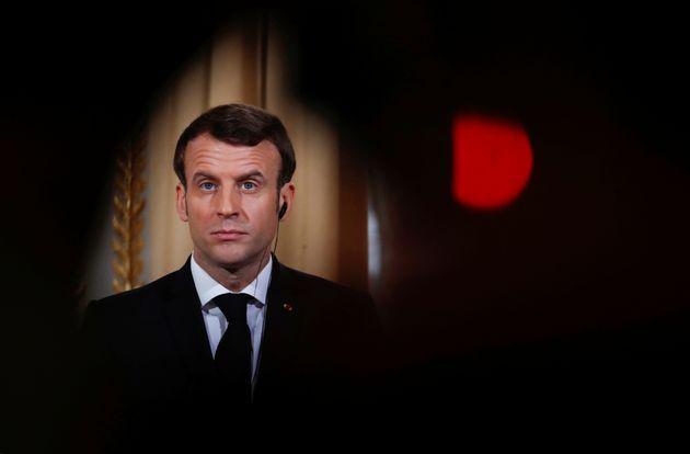 Retraites: 59% des Français veulent que Macron s'implique dans la sortie de crise - SONDAGE EXCLUSIF - Le HuffPost