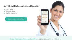 L'Assurance maladie poursuit un site qui promet des arrêts de travail sans se