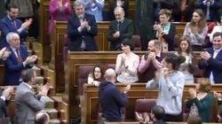 Indignación en redes por este gesto de Vox mientras el Congreso se volcaba con Aina