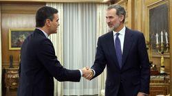 Pedro Sánchez prometerá su cargo ante el rey este miércoles a las