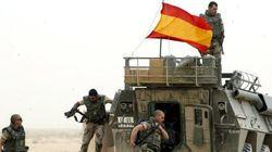 Militares españoles desplegados en Bagdad abandonan Irak por