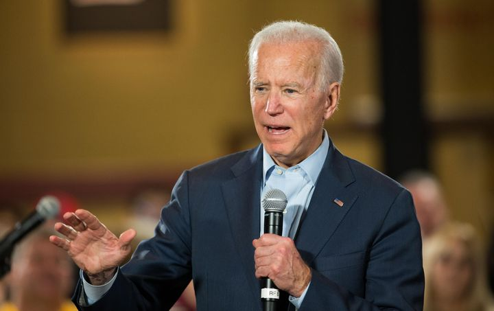 "Former Vice President Joe Biden thinks Republicans will have an ""epiphany"" and start cooperating with Democrats once Donald T"