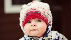 Baby Names Perfect For Winter Bundles Of