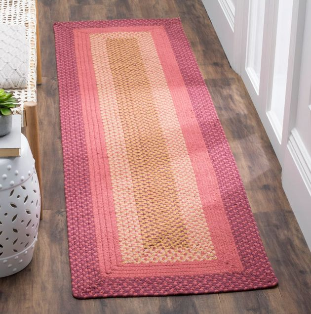 Even your floors can get a little makeover this year. Find this rug at