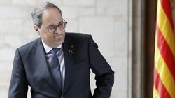 La Junta Electoral delega en el Parlament la destitución de Torra como