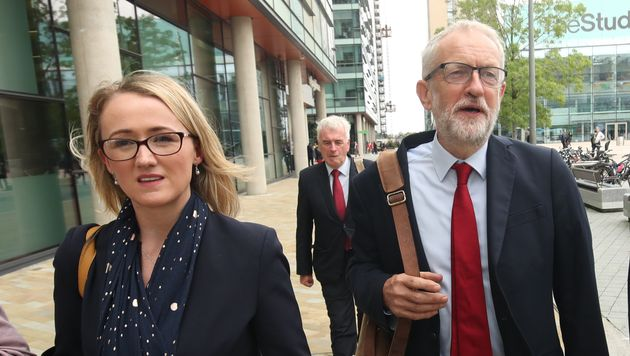 Rebecca Long Bailey Struggles To Convince MPs Amid Claims She's The 'No Change'