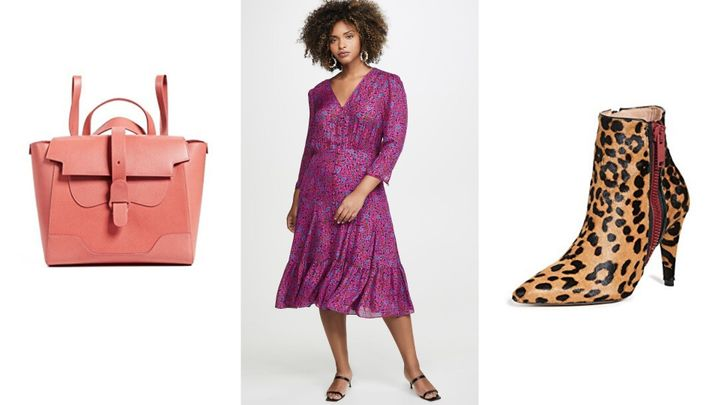 For when you have designer tastes, but an off-the-rack budget. Keep browsing for some of our favorite designer styles on sale at Shopbop.
