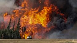 Climate Change Will Lead To Greater Risk Of Wildfires In Canada: