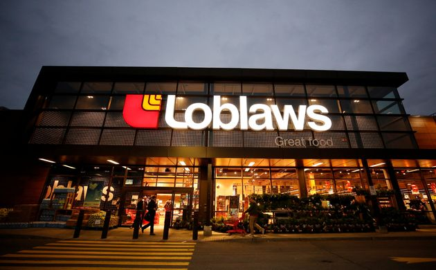 A Loblaws supermarket is pictured in Ottawa, Nov. 14,