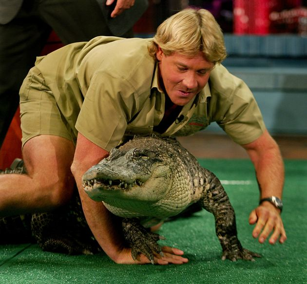 Steve Irwin, who was famously known as the 'Crocodile Hunter', was known for his wildlife...
