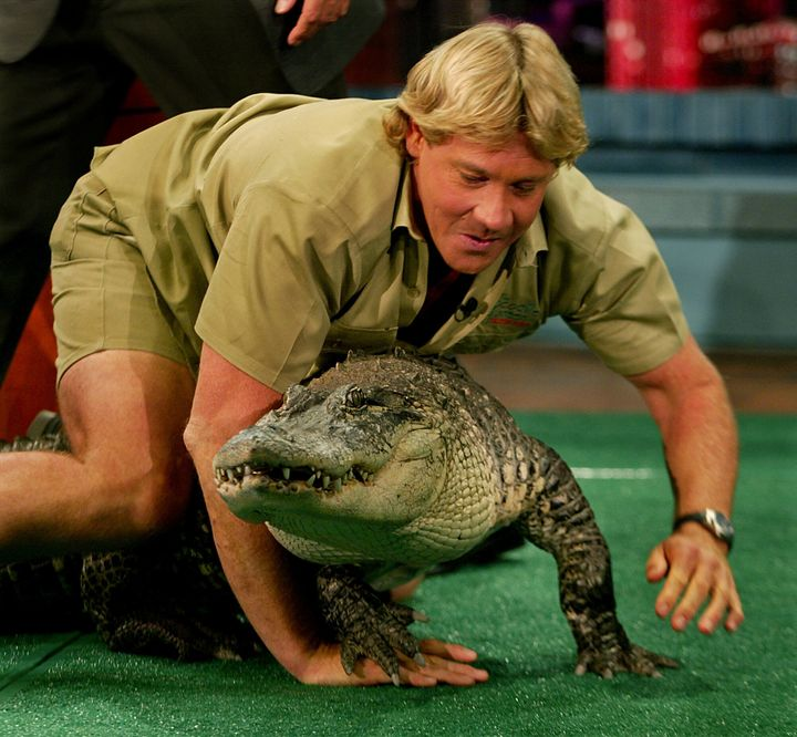 Steve Irwin, who was famously known as the 'Crocodile Hunter', was known for his wildlife conservation work till his tragic death in September 2006.