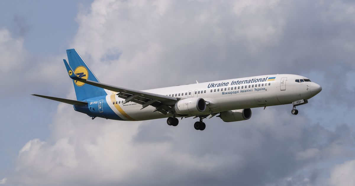 Ukrainian Plane With 180 People On Board Crashes In Iran - Reports