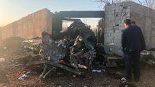 Ukrainische Flugzeug Stürzt In Der Nähe Von Teheran, Töten Alle 176 An Bord