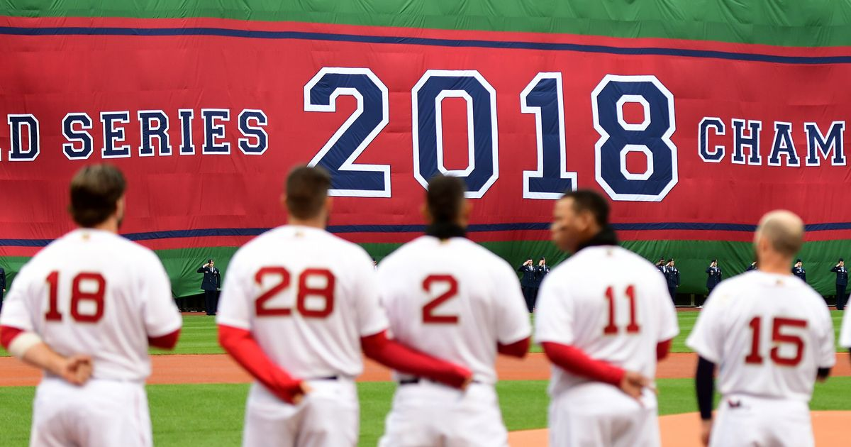 5e1579c9250000e6ddd32191 - Boston Red Sox Under Investigation For Alleged Cheating During 2018 Championship Season