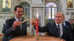 En mitad de la tensión regional, Putin y Al Assad se reúnen por sorpresa en
